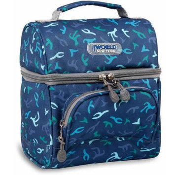 J World New York Corey Lunch Bag Reef - J World New York Travel Coolers