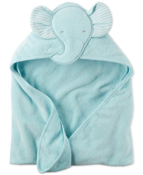 Carter's Carters Elephant Hooded Towel Color