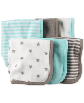 Carter's Carters 6-Pack Washcloths Color