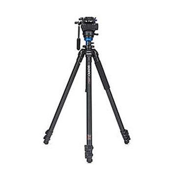 Benro A2573FS4 Video Tripod Kit - Single Legs - A2573FS4