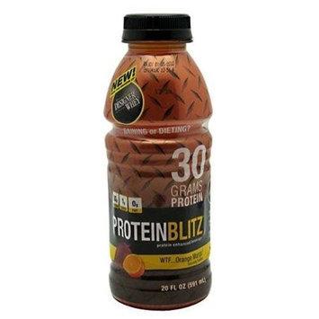Designer Whey Protein Blitz