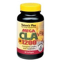 Mega CLA 1200 60 Softgels from Nature's Plus