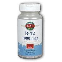 Kal B-12 - 1000 mcg - 100 Tablets