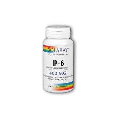 Solaray IP-6 - 400 mg - 60 Vegetarian Capsules