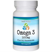 Gary Null Omega-3 1000mg Gary 100 Softgel