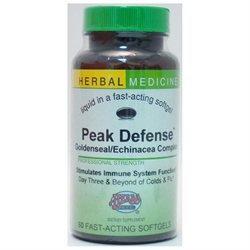 Herbs Etc. Peak Defense - 60 Softgels