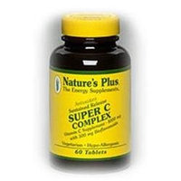 Nature's Plus - Super C Complex Sustained Release - 60 Tablets