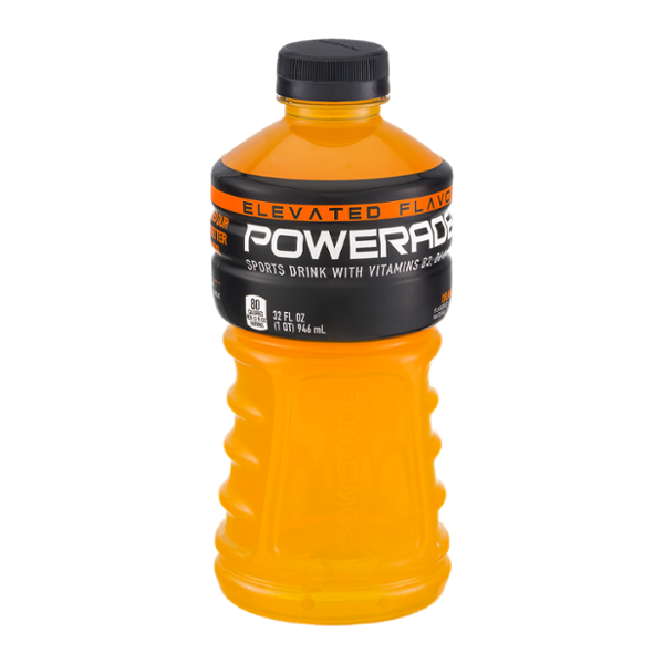 Powerade Elevated Flavor Orange