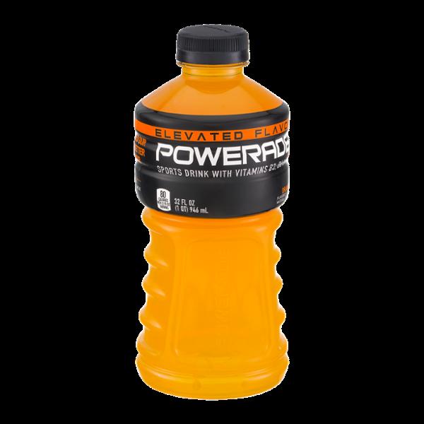 Powerade Elevated Flavor Orange
