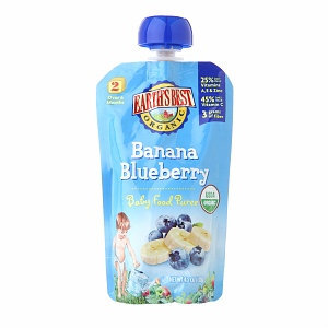 Earth's Best Organic Fruit Puree