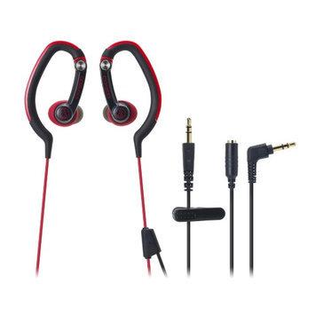 Audio-Technica SonicSport Clip-On Waterproof Headphones CKP200MC
