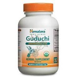 Himalaya Herbal Healthcare Guduchi Immunomodulator - 60 Caplets