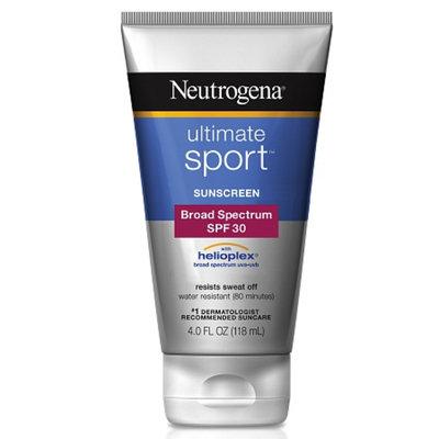 Neutrogena® Ultimate Sport Sunblock Lotion SPF 30