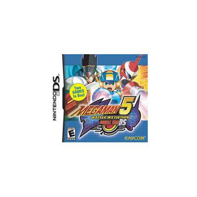 Capcom Mega Man Battle Network 5 Double Team