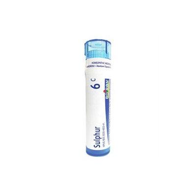 Boiron Sulphur 6c 6C - 80 Pellets - Other Homeopathics