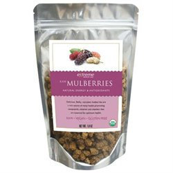 Mulberries Raw Organic, 1.8 oz, Extreme Health USA