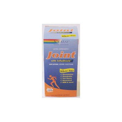 Solaray Ultra Strength Joint with InflaShield - 120 Vegetarian Capsules