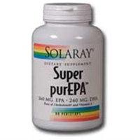 Solaray - Super purEPA 1200 mg. - 90 Softgels