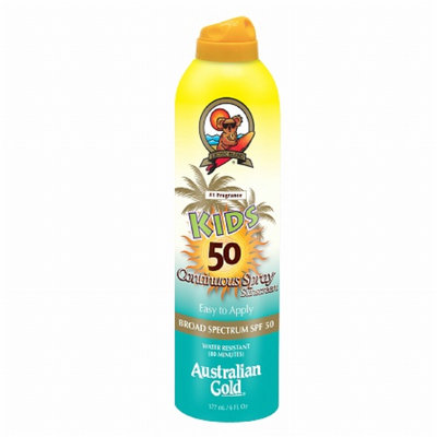 Australian Gold Kids Continuous Spray