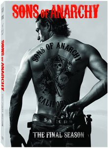 Sons of Anarchy: The Final Season [5 Discs] (new)