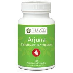 R-U-Ved Arjuna, Vegetarian Capsules, 60 ea