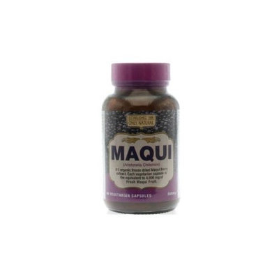 Ony Natural Only Natural Maqui (veg. Caps.), 60-Count