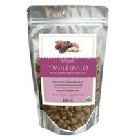 Mulberries Raw Organic, 16 oz, Extreme Health USA