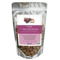 Mulberries Raw Organic, 16 oz, Extreme Health USA