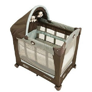 Graco Stages Bedroom Bassinet