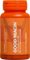 Good Niacin Mt. Angel Vitamins 60 Caps