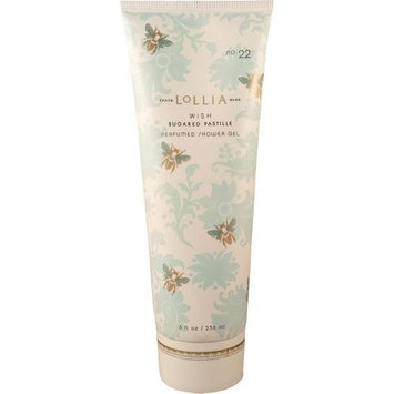 Lollia Wish No. 22 Sugared Pastille 8.0 oz Perfumed Shower Gel