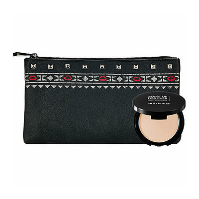 MAKE UP FOR EVER Remix Make-Up Bag by Christina Ricci