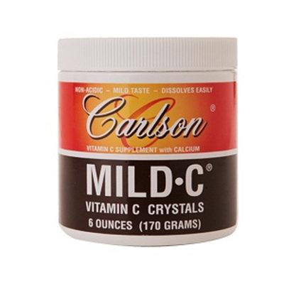 Carlson Mild-C Vitamin C Crystals