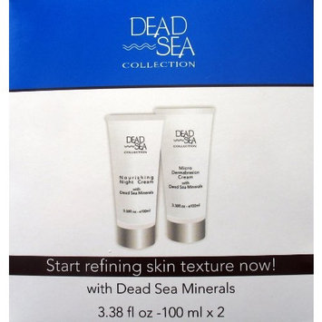 Dead Sea Collection Microdermabrasion Exfoliating Facial Kit