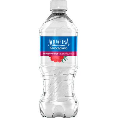 Aquafina Flavor Splash Raspberry