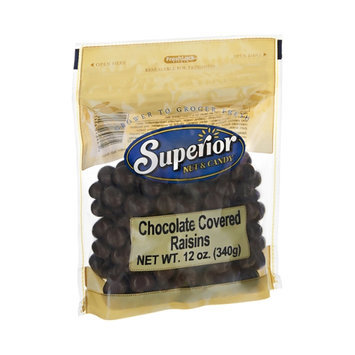 Superior Chocolate Covered Raisins