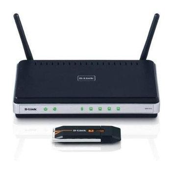 D-Link DKT-408 Wireless-N USB Network Starter Kit