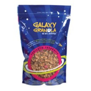 Galaxy Granola Raspberry, 12-Ounce Pouch (Pack of 6) ( Value Bulk Multi-pack)