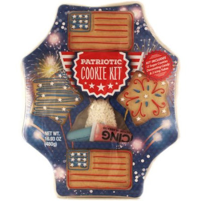 Create A Treat Patriotic Cookie Kit