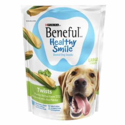 Beneful Healthy Smile Twists, 8.4 OZ