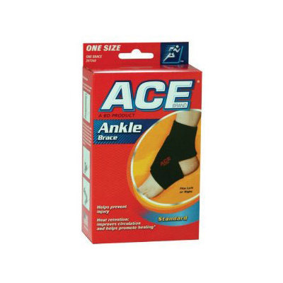 ACE Neoprene Ankle Support 207248, One Size Adjustable