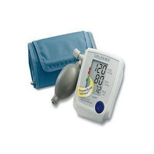 Lifesource Digital Blood Pressure Manual Inflation
