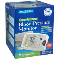 LifeSource, Quick Response Auto Inflate Blood Pressure Monitor