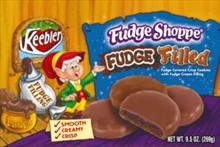 Keebler Fudge Shoppe Chocolate Cookies
