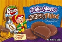 Keebler Fudge Shoppe Chocolate Covered Shortbread Cookies