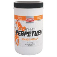 Hammer Nutrition Perpetuem Endurance Fuel Orange-Vanilla, One Size