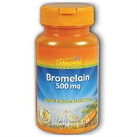 Bromelain 500mg 30 caps, Thompson Nutritional Products