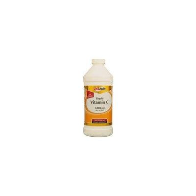 Vitacost Brand Vitacost Liquid Vitamin C with Quercetin -- 1,000 mg per serving - 30 fl oz