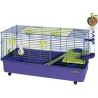 Super Pet Treat Pet-n-Play Habitat for Rabbits or Guinea Pigs, X-Large