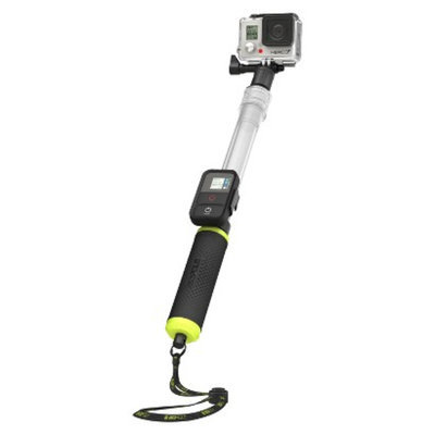 GoPole Evo Floating Extension Pole for GoPro HERO Cameras - White